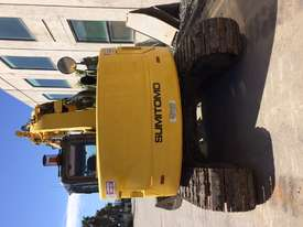 Sumitomo SH135UX-3B excavator - picture11' - Click to enlarge