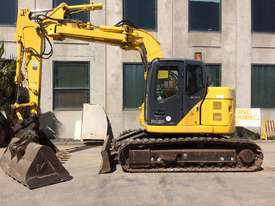 Sumitomo SH135UX-3B excavator - picture13' - Click to enlarge