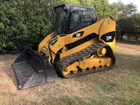 SOLD---2012 CAT 279C Compact Track Loader, 2 Speed, A/C Cab, Hydraulic Quick Hitch,  Hyd Creep Cntrl - picture0' - Click to enlarge