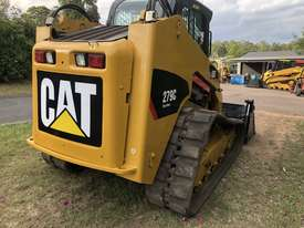 SOLD---2012 CAT 279C Compact Track Loader, 2 Speed, A/C Cab, Hydraulic Quick Hitch,  Hyd Creep Cntrl - picture2' - Click to enlarge