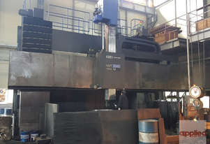 Hwacheon HVT-30/40M CNC Vertical Turn Mill with C-axis. 2013 model in very good condition