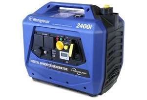 Westinghouse WHXC2400i Digital Inverter Generator