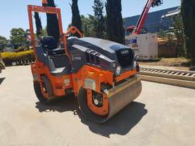 UNUSED HAMM HD12 3T TWIN DRUM ROLLER - picture0' - Click to enlarge