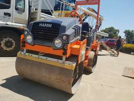 UNUSED HAMM HD12 3T TWIN DRUM ROLLER - picture2' - Click to enlarge