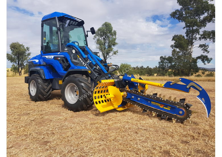 Look forward not backwards with Multione Loaders