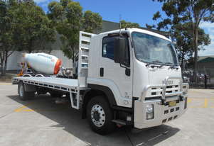 2015 ISUZU FVD 1000 LWB TRAY TOP
