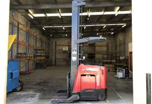 Used 2008 Raymond reach truck