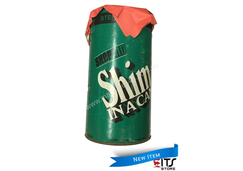 Shim in a can 0.001 steel 6