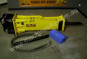 Impact Construction Equipment 7 - 14T HYDRAULIC BREAKER