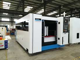Alpha SF3015H-2000 CNC fiber laser cutting machine with Raycus 2kw  - picture0' - Click to enlarge
