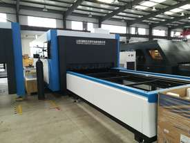 Alpha SF3015H-2000 CNC fiber laser cutting machine with Raycus 2kw  - picture2' - Click to enlarge