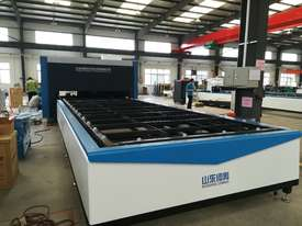 Alpha SF3015H-2000 CNC fiber laser cutting machine with Raycus 2kw  - picture3' - Click to enlarge