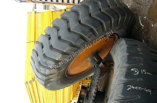 Wheels And Tyres 24.00 + 49