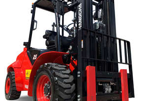 Hangcha 2.5T All Terrain Diesel Forklift Buggy FOR SALE