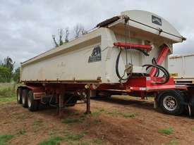 ALLROADS ROCKWHEELER 2013 TRI AXLE DOOR SIDE TIPPER - picture0' - Click to enlarge