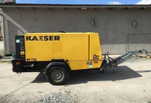 2008 Kaeser M122, Diesel Air Compressor - 400cfm, 12 month warranty
