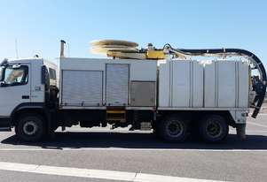 2010 Combination Vacuum/Jet (DCS Extractor Tipper Unit)