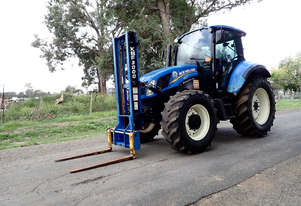 New Holland T5.115  FWA/4WD Tractor