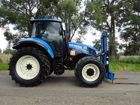 New Holland T5.115  FWA/4WD Tractor - picture1' - Click to enlarge