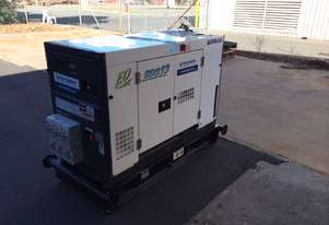 Airman KUBOTA 13KVA 415V Generator - FOR HIRE
