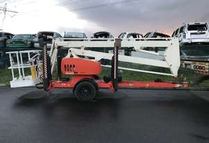 Snorkel MHP 13/35 Trailer Mounted EWP