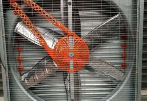 50 inch extraction fan 3 phase stainless steel   blades full gal construction free shipping