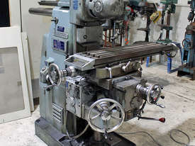 Gaston Dufour 160 Universal milling machine - picture2' - Click to enlarge