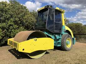 ASC 70 AMMANN 7 Tonne Smooth Drum Roller Powered by 99Hp Turbo Cummins - picture1' - Click to enlarge