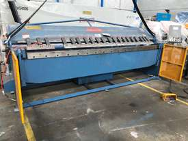 Just In - Late Model Steelmaster 3200mm x 4mm NC Programmable Panbrake Folder - picture0' - Click to enlarge