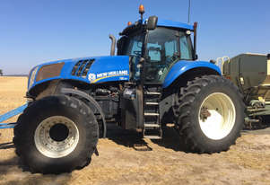 New Holland T8.330 FWA/4WD Tractor