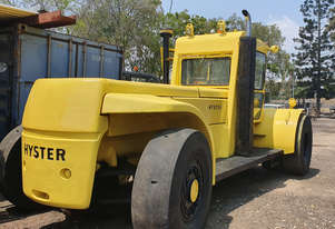 27.5T  HYSTER H620B Container Handler 6210mm lift two stage mast