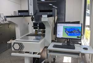 Discovery II D12 CMM with PC DIMS CAD