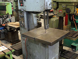 Vertical Bandsaw - picture0' - Click to enlarge
