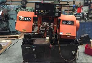 Used Cosen AH-300H Automatic Bandsaw