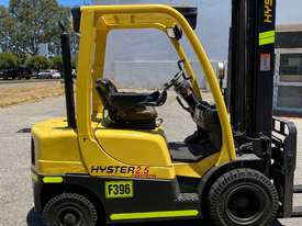 Hyster H2.50FT Diesel Forklift  - picture1' - Click to enlarge