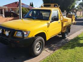 2001 Nissan Patrol DX GU Manual 4x4 Fire Set Up - picture1' - Click to enlarge