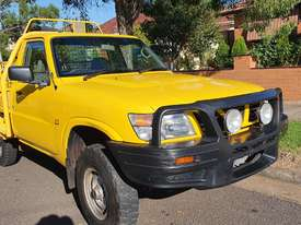 2001 Nissan Patrol DX GU Manual 4x4 Fire Set Up - picture0' - Click to enlarge