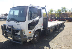 Mitsubishi FK600 Fighter Car Transporter Truck