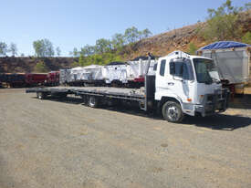 Mitsubishi FK600 Fighter Car Transporter Truck - picture1' - Click to enlarge