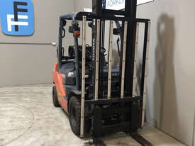 Toyota 32-8FG25 LPG / Petrol Counterbalance Forklift - picture1' - Click to enlarge