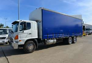 2007 HINO GH 500 - Tautliner Truck - 6X2