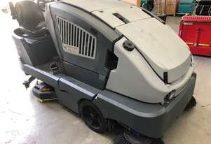 Used Nilfisk CS7000 LPG/Hybrid Sweeper Scrubber