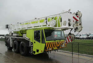 1996 Demag AC155 All Terrain CRane