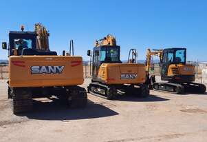 7t EXCAVATOR IN STOCK NOW SY75C SA Dealer