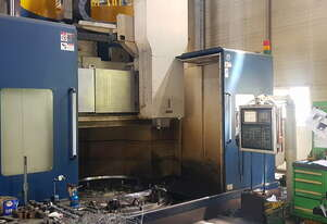 2013 HNK (Korea) VTC-20/25 CNC Vertical Turn Mill