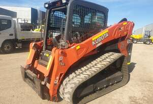 KUBOTA SVL95-2 TRACK LOADER WITH SUPER LOW 320 HOURS