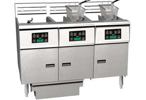 Anets FDAEP314C Platinum Electric Filter Fryer Computer Control