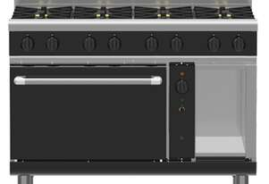 Waldorf Bold RNLB8813GC - 1200mm Gas Range Convection Oven Low Back Version