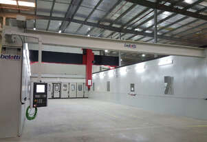 Belotti NAVY series 5-axis Gantry CNC Machining Centre