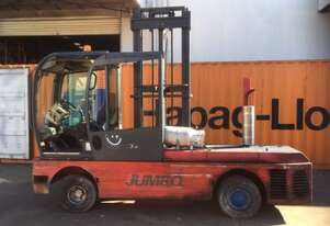 5.0T LPG Multidirectional Forklift